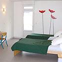 Chambre 3 lits Les Pins